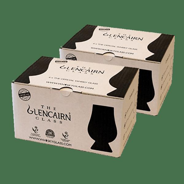 2 Glencairn Glass Boxes