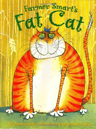 Children's Book Review: Farmer Smart's Fat Cat
