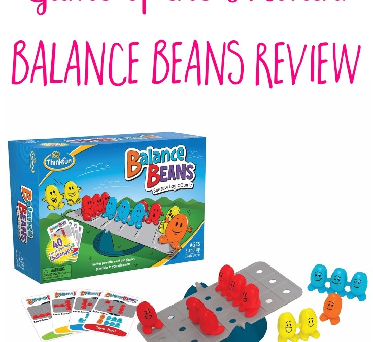 Funducational Game of the Month: Balance Beans Review