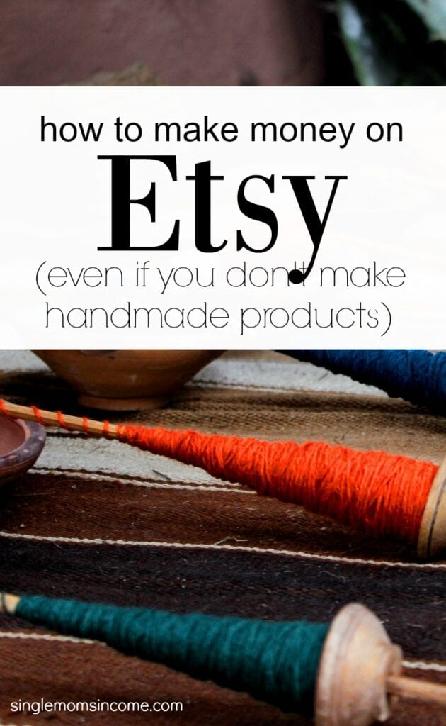 Etsy is a wonderful place for small businesses and crafters to sell their products. Here's how you can sell on Etsy, even if you don't create handmade items