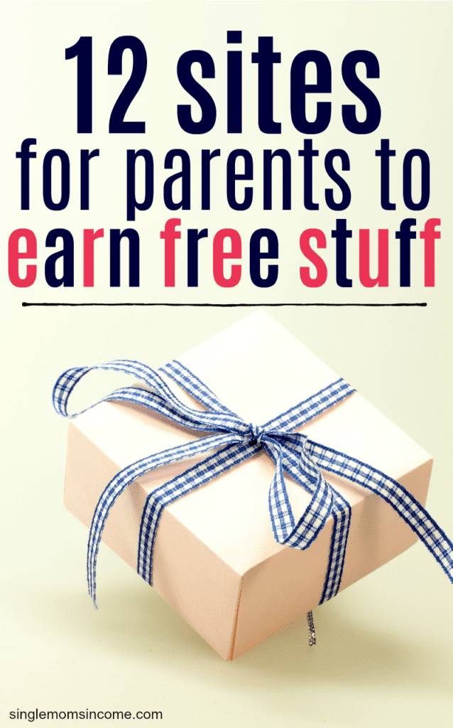 If you're a parent companies want to send you samples and coupons for their products. Here are 12 sites for parents to earn free stuff!