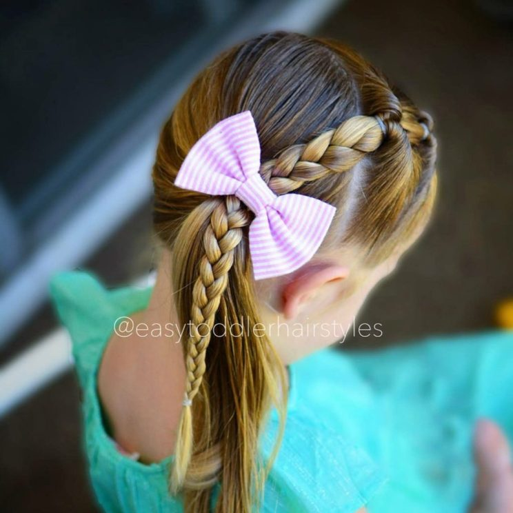 Lovable Toddler Girl Hairstyles