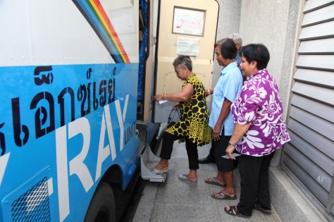 Indonesia - Mobile Health Check-up