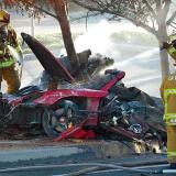 Paul Walker Died in car crash known as Brian O'Connor in Fast and The Furious
