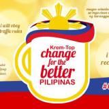 Alaska Krem Top Change for the better Campaign