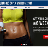 Century Tuna SuperBods Website now being fit is no excuse