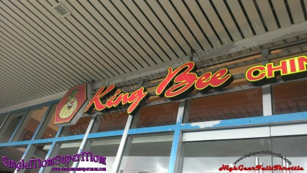 King Bee Chinese Restaurant Fisher Mall