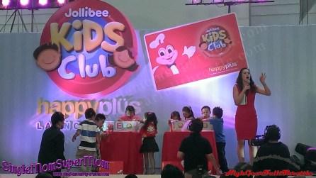 Jollibee Kids Club Happy Plus 4