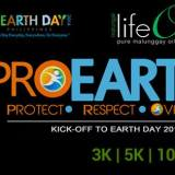 Pro Earth Run 2014 what is in store for their runners