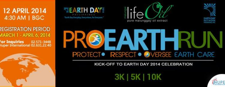 Pro Earth Run