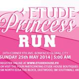 Etude Princess Run for a cause One Chair, One Child Campaign