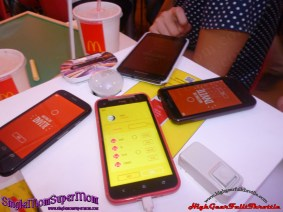 McDonalds BFF Timeout App group 3