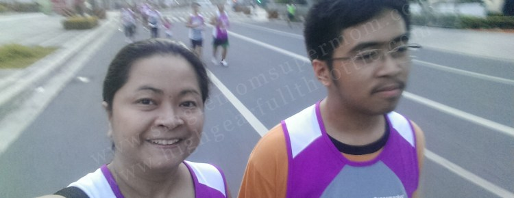 Robinsons Supermarket's 7th Fit and Fun Wellness Buddy Run