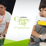 L'oreal Philippines holds its 5th Citizen Day
