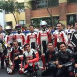 Ducati Philippines join in Globe Slipstream