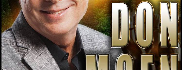 DON MOEN BACK FOR CONCERT
