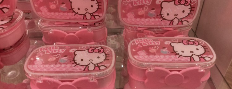 Lock  Lock Hello Kitty Collection is here  Single Mom Super Mom