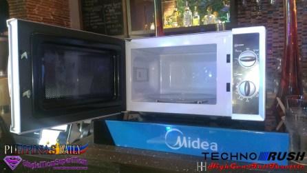 Midea Microwave