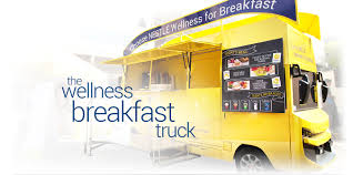 Nestle Breakfast Truck