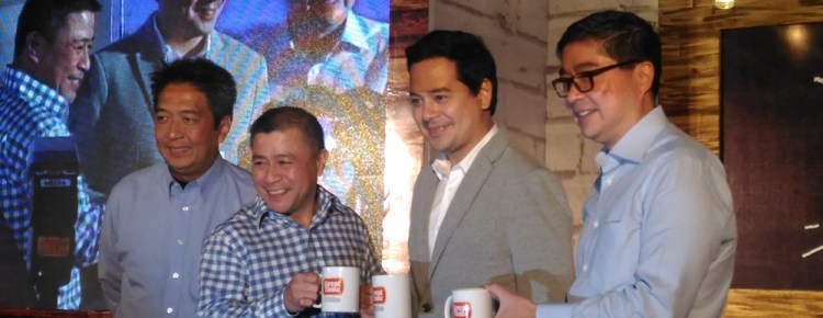 John Lloyd Cruz new Great Taste Endorser