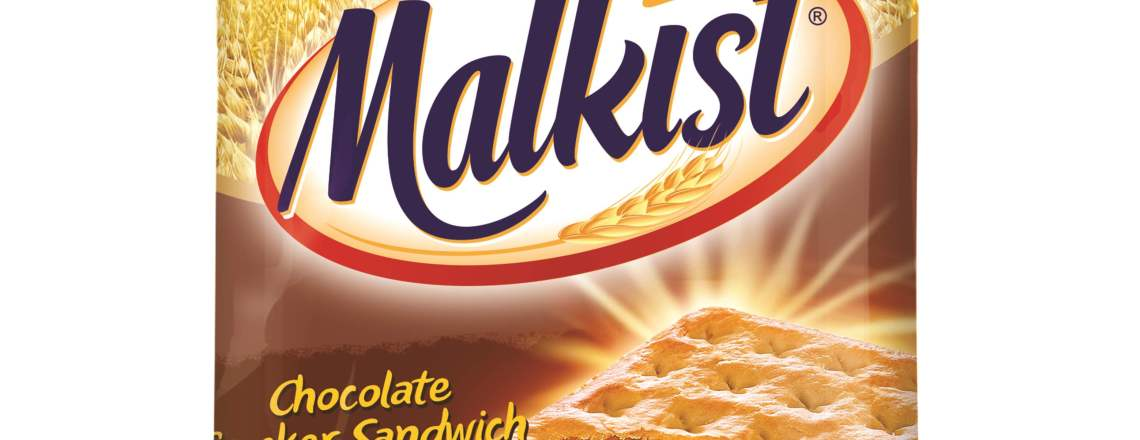 Malkist Newest chocolate-filled cracker sandwich