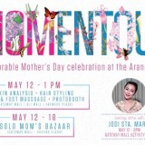 Jodi Sta. Maria spends a MOMentous Mother's Day at the Araneta Center