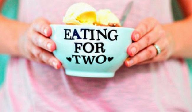 Tuần đầu mang thai: Mách mẹ ăn bao nhiêu là đủ trong thai kỳ