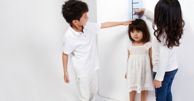 Chiều cao chuẩn của bé ở Việt Nam