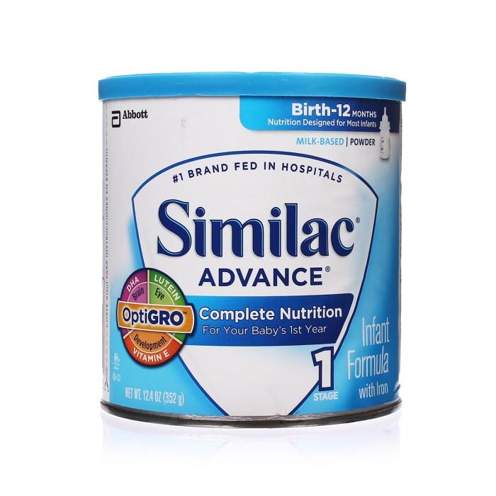 Sữa nào giống sữa mẹ nhất