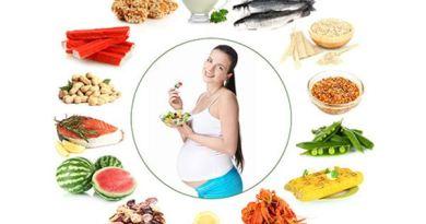 Dinh dưỡng cho bà bầu 3 tháng đầu