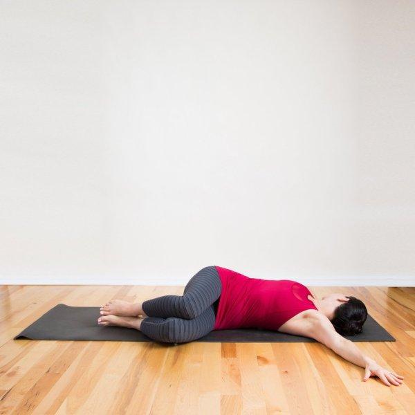 Detox cơ thể từ những bài tập yoga cơ bản