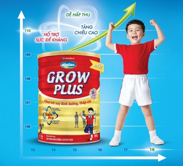 Giải đáp các thắc mắc về sữa Nutifood GrowPlus