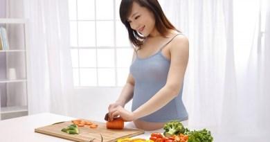 Những món ăn dưỡng thai cực tốt cho mẹ bầu trong thai kỳ