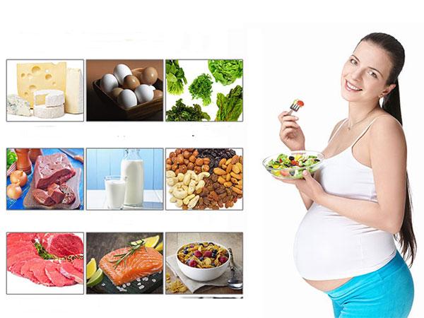 thuc-pham-giau-axit folic- và -vitamin B12