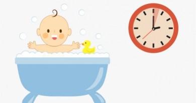 Hướng dẫn tắm cho trẻ sơ sinh đúng cách vào mùa hè