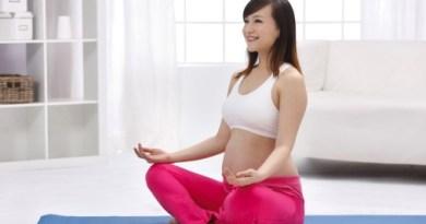 Bài tập yoga cho bà bầu 3 tháng đầu tốt nhất
