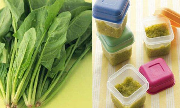 Những món cháo dinh dưỡng cho trẻ ăn dặm 6 tháng