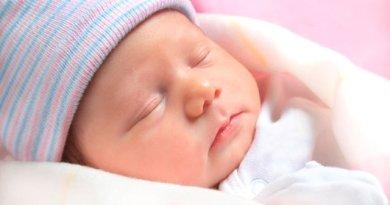 Những vấn đề về giấc ngủ của trẻ sơ sinh
