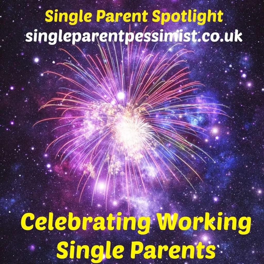 Single Parent Spotlight logo