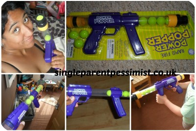 rapid fire power popper toy review