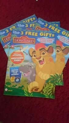#LionGuardToys Twitter Party