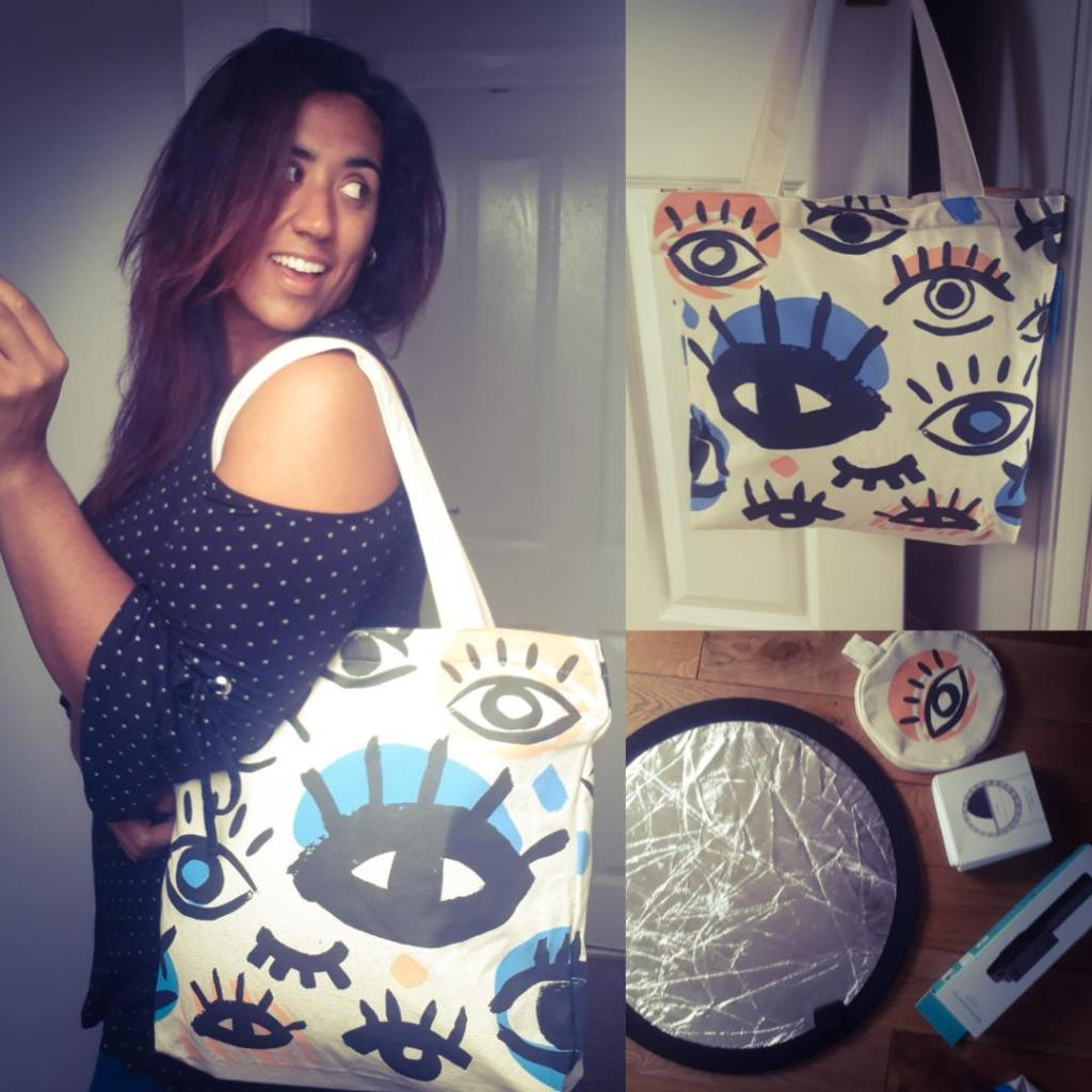 Selfie Bag from Cotton Bag Co