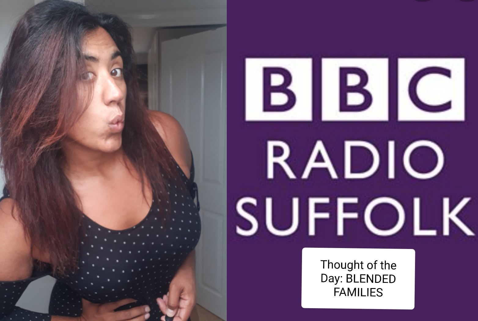 BBC Suffolk Blended Families