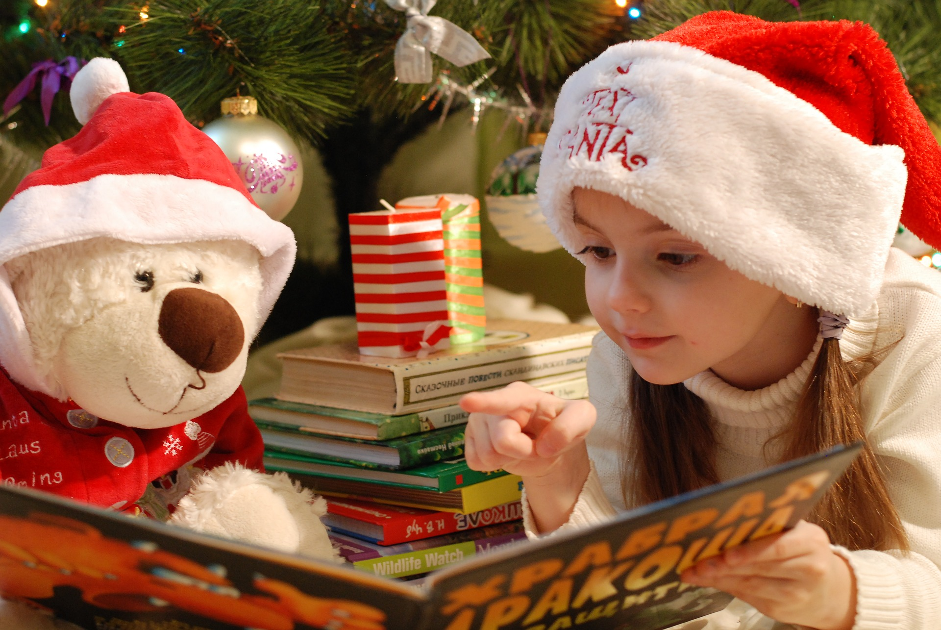 Xmas Childrens Reading
