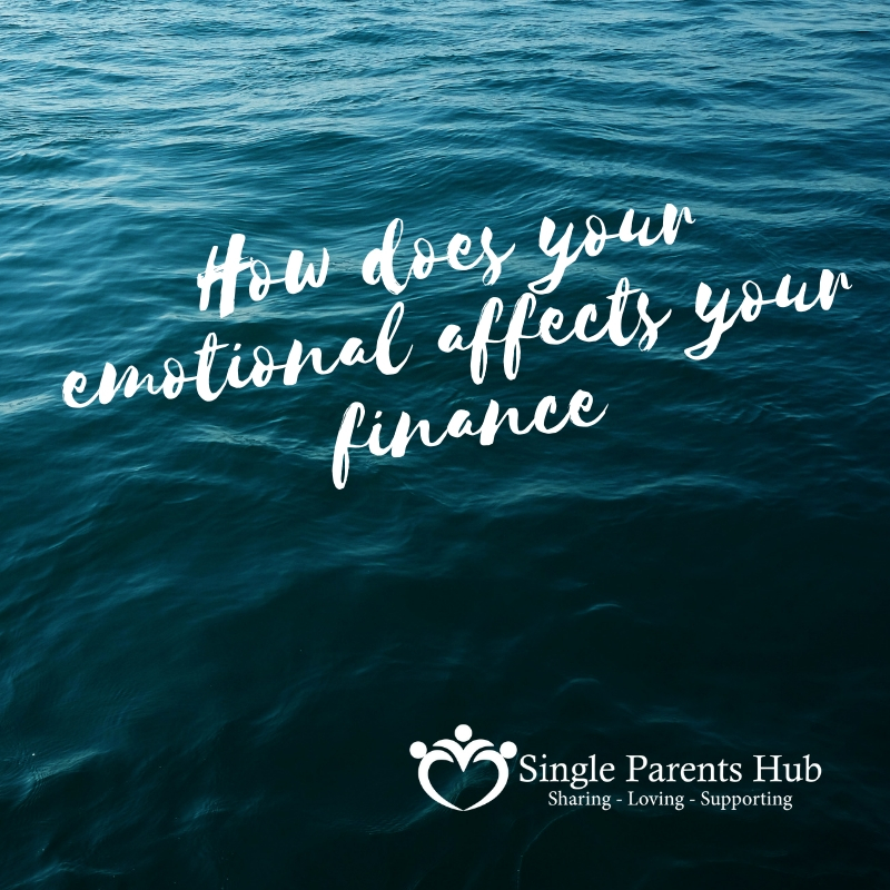 How does your emotional affects your finance
