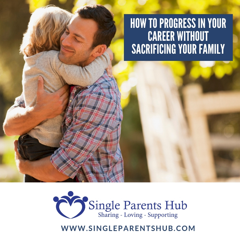 How to progress in your career without sacrificing your family