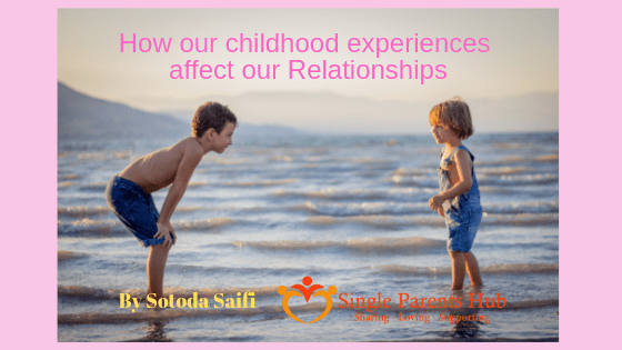 How our childhood experiences affect our Relationships
