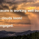 Obamacare stormclouds