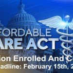 Affordable Care Act (Obamacare) enrollment continue to rise