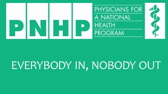 PNHP, Physicians for a National Health Program